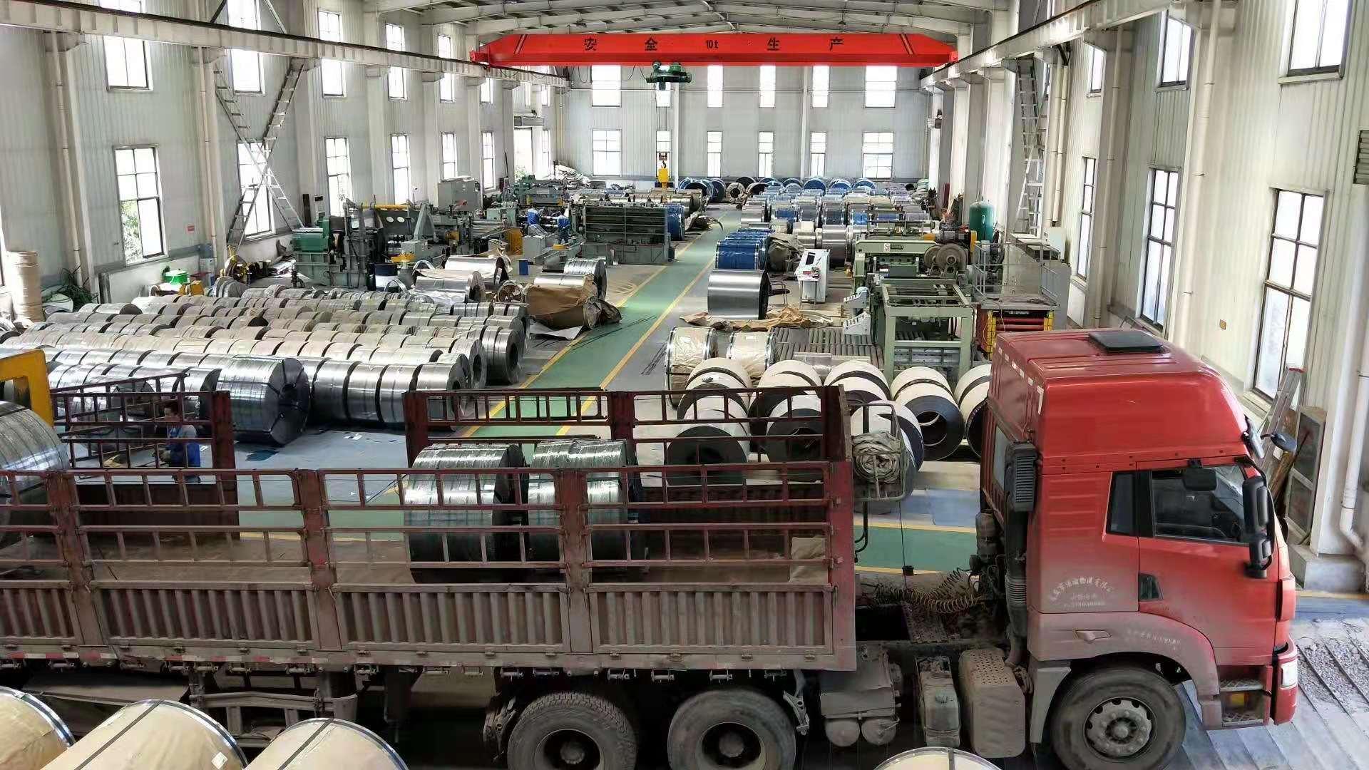 郑州镀锌板加工 郑州镀锌板开平厂