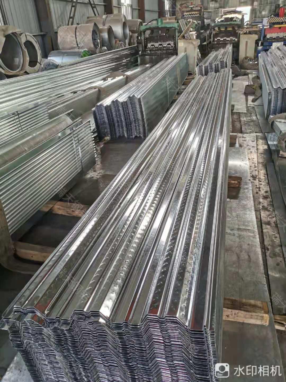 郑州建筑压型钢板厂家  郑州建筑压型钢板价格 郑州楼承板批发