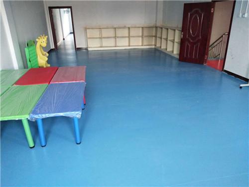 南阳凯丰塑胶地板厂家带您认识PVC塑胶地板