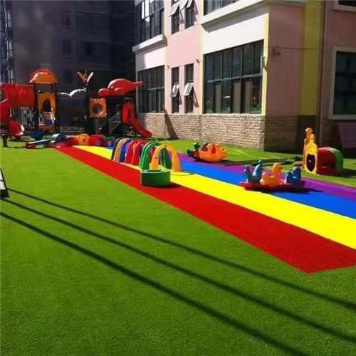河南人造草坪公司告诉你人造草坪主要具有哪七个方面的优点