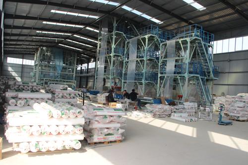 厂区生产设备展示