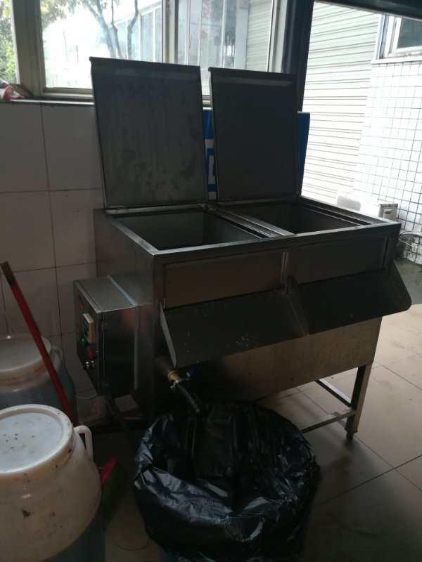 成都餐厨垃圾及隔油设备