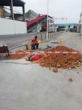 四川管道安装及维修