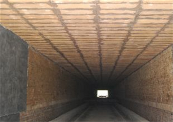乐动体育app吊顶砖——平顶隧道窑吊顶施工图