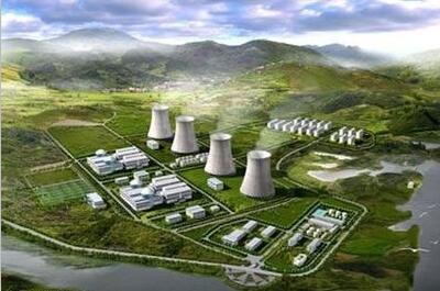 广东大亚湾核电站成功案例
