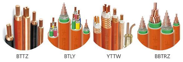成都矿物质电缆的特性您知道吗?