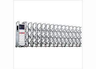 电动伸缩门系统常见故障解决方法