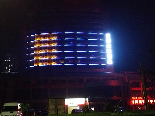 宜宾亮化工程施工