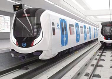 呼和浩特地铁1号线接触网送电成功