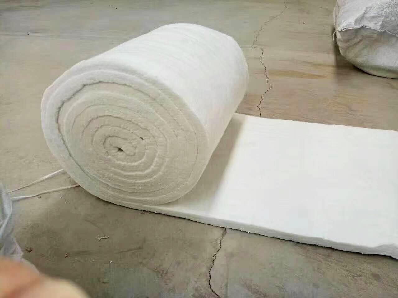 硅酸铝针刺毯保温材料