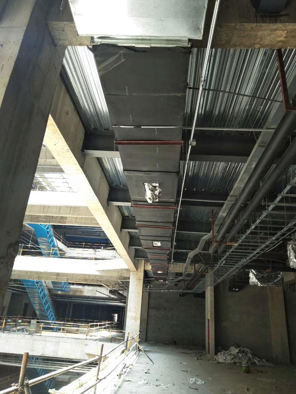 空调管道保温施工