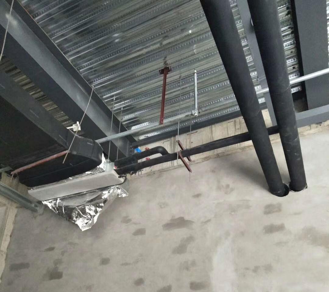 水管保温施工