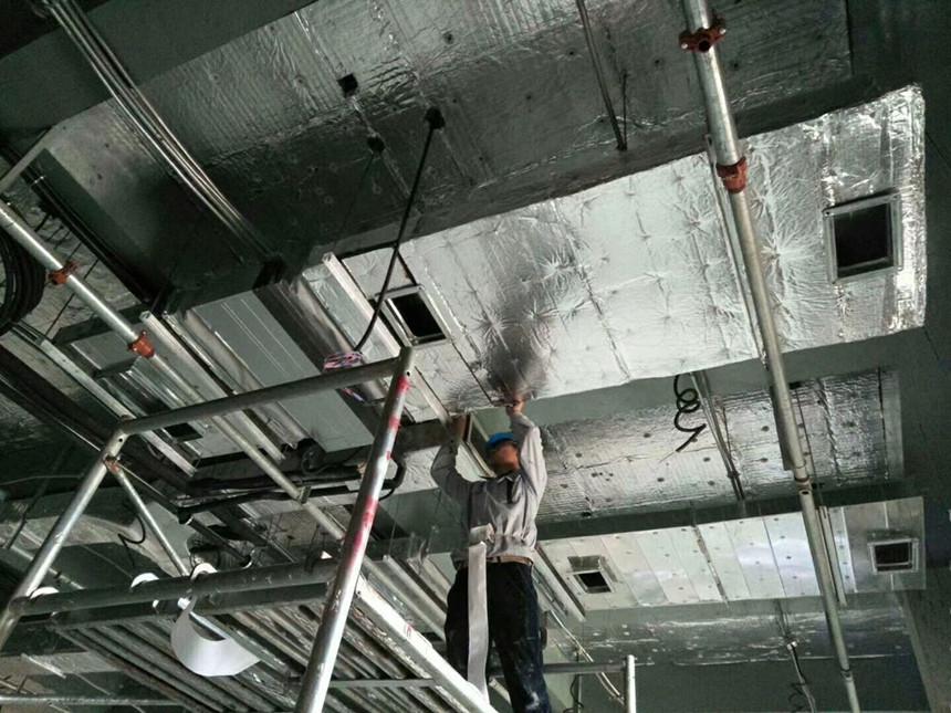 空调管道保温