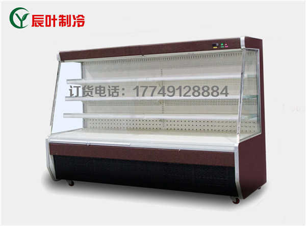 辰叶制冷设备公司风幕柜