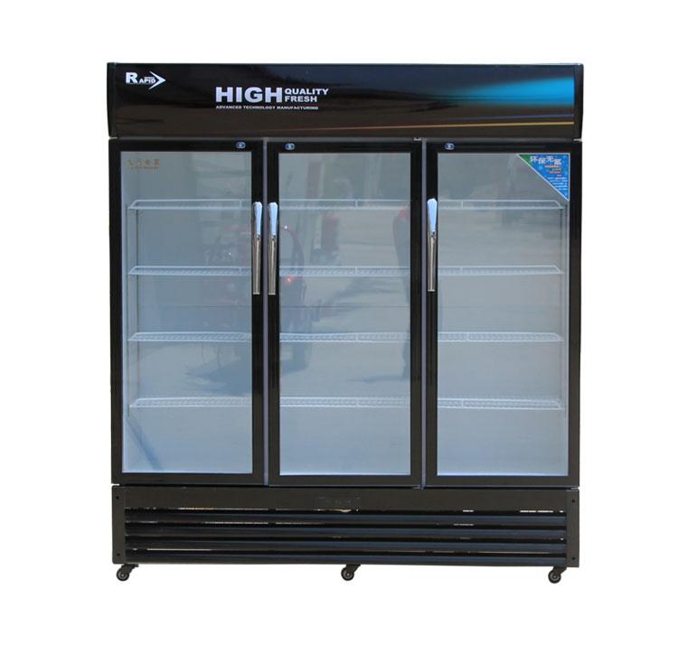 三门冷藏展示柜