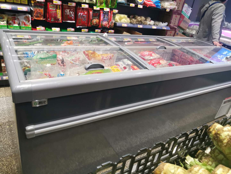 陕西超市冷柜