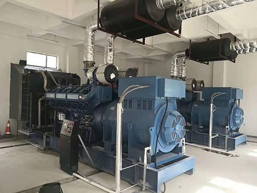 成都发电机厂家-潍柴发电机组
