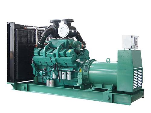 成都发电机销售-880kw玉柴发电机组