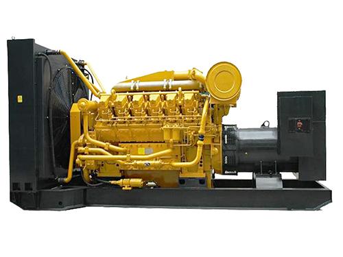 700KW济柴系列柴油发电机组