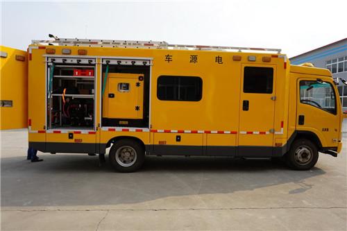一起了解一下成都应急电源车的基本性能