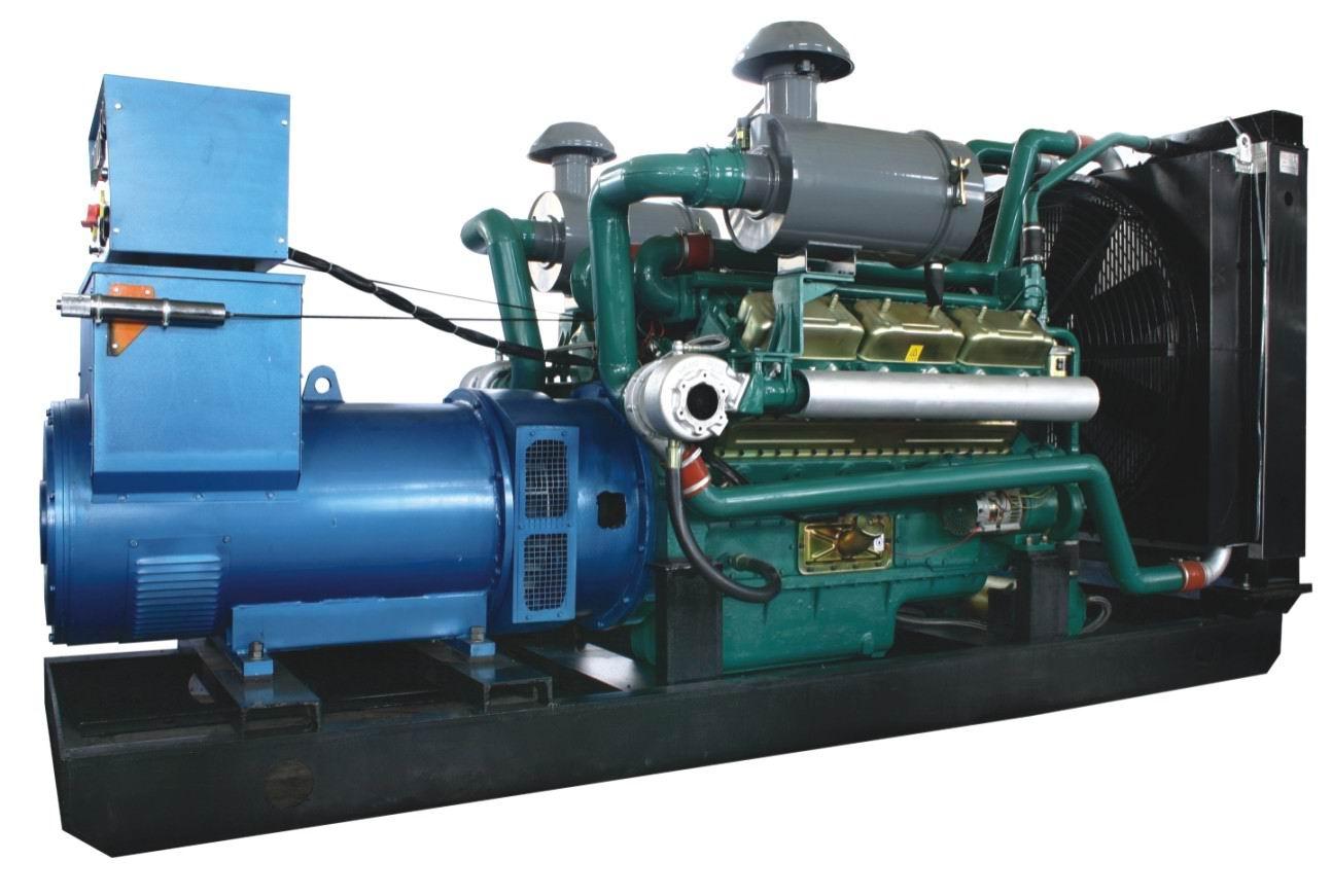 成都燃气发电机组