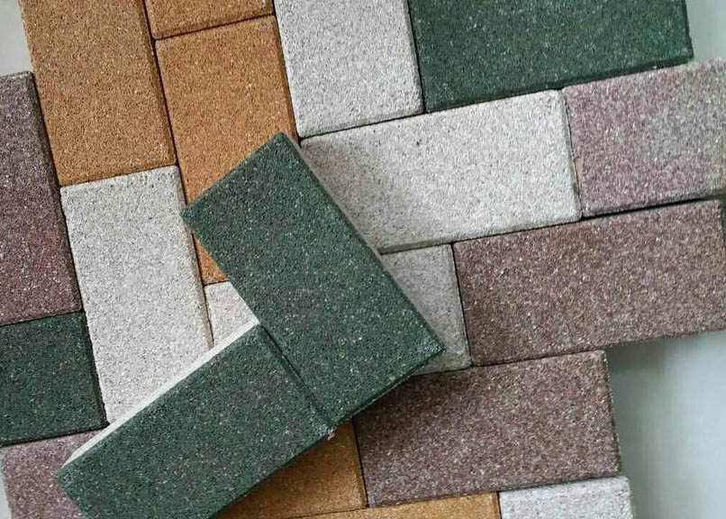 南充透水砖销售