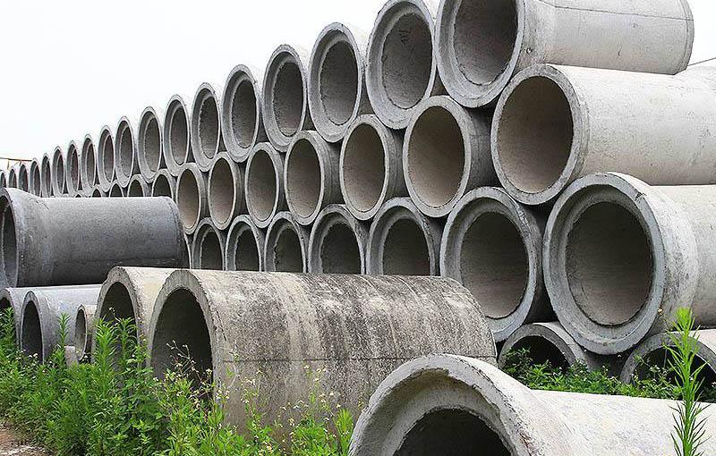 水泥管合作案例