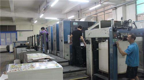 成都包装盒生产设备