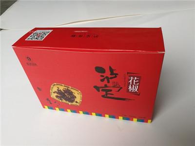 成都土特产包装盒厂家