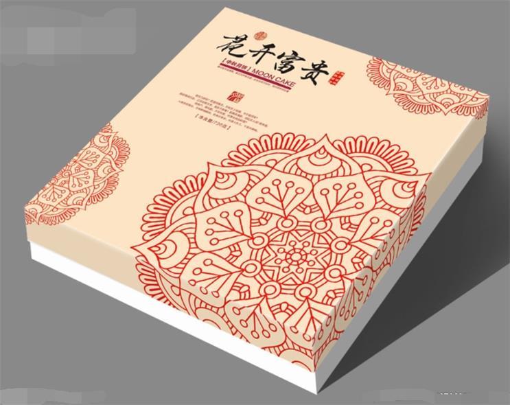 四川月饼盒