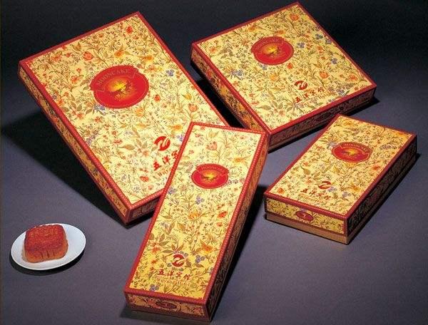 成都月饼包装盒