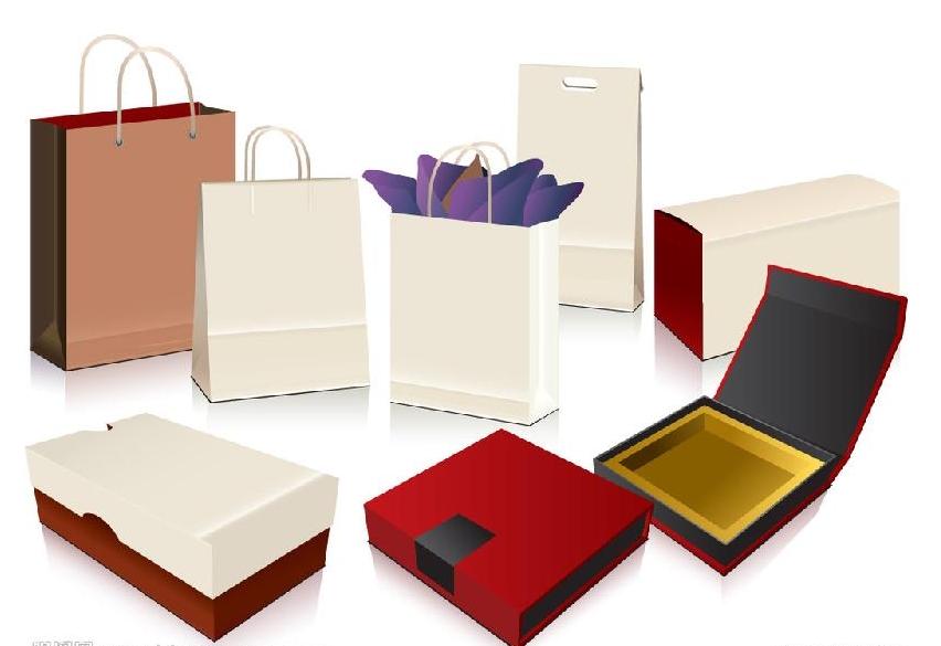 小包装、大作用的手提袋