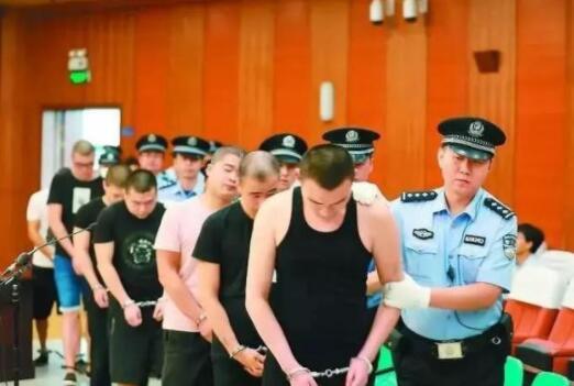 「扫黑除恶」西安市中院宣判三起涉恶案 20名被告获刑