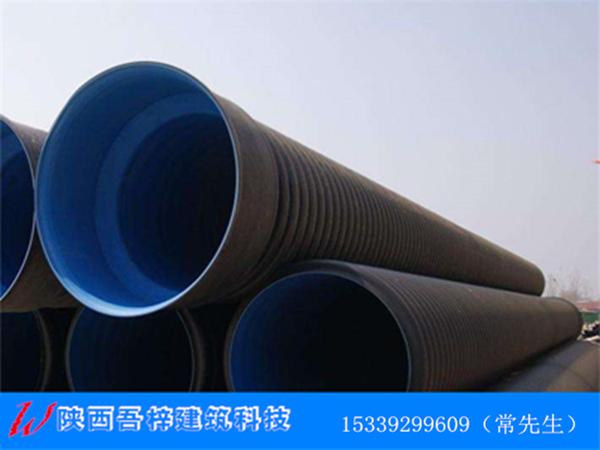 HDPE波纹管施工
