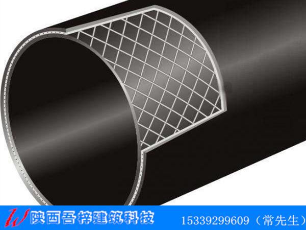 钢丝网骨架聚乙烯复合管施工