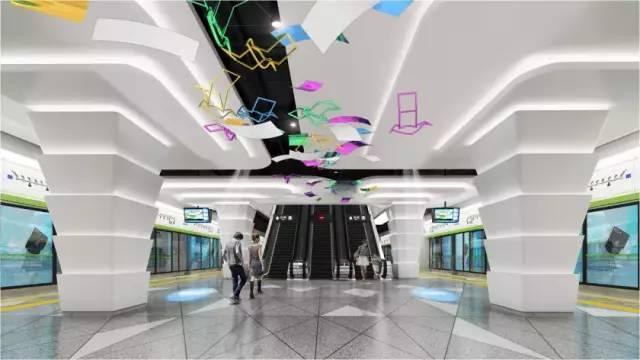 """西安地铁高考期间开辟""""绿色通道"""" 考生与两名陪同人员可免费搭乘地铁"""