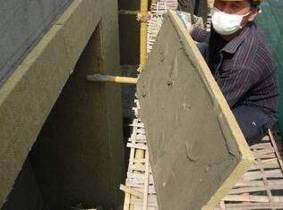 四川岩棉板成功案例