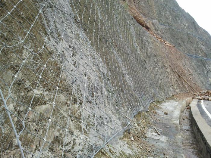 四川边坡防护网厂家为您介绍几种常见的边坡防护网安装方法