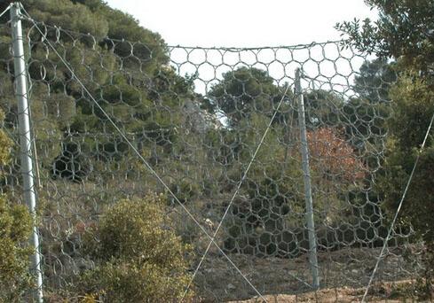 四川柔性防护网