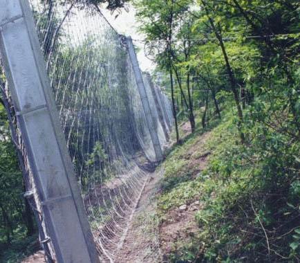 四川被动防护网展示