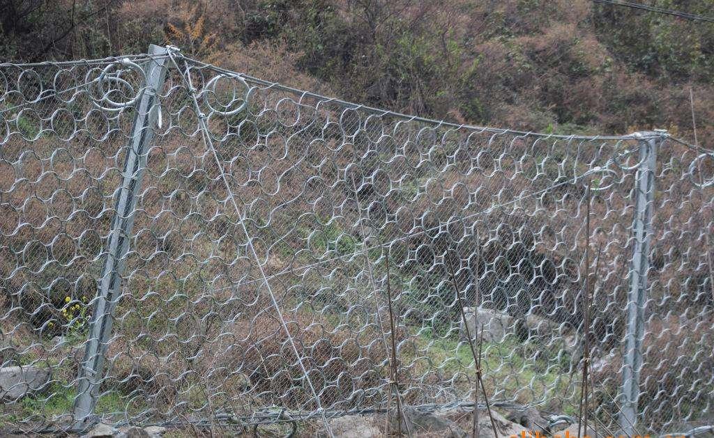 柔性防护网案例