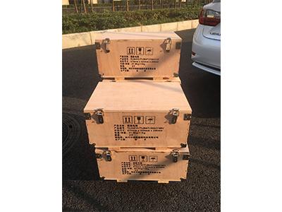 成都木包装箱定制