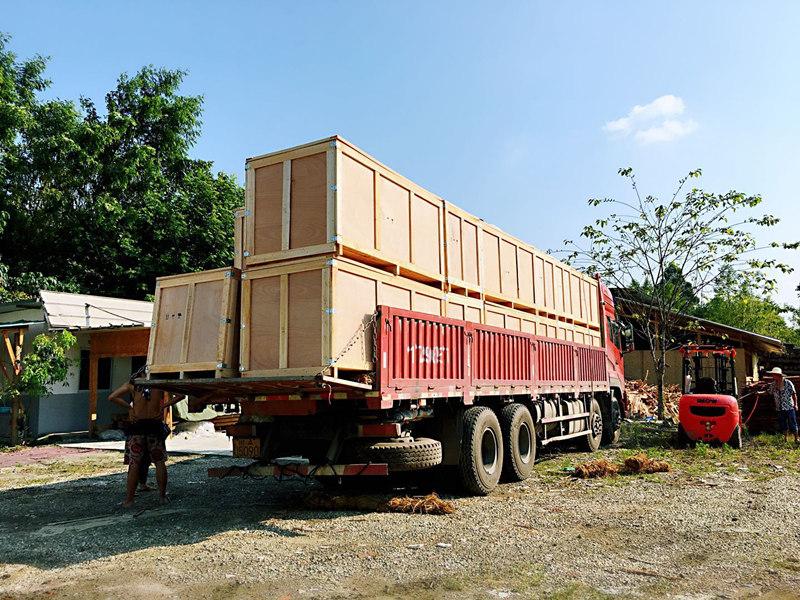 成都大型木包裝箱