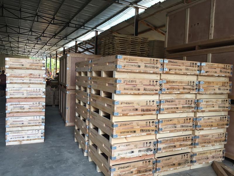 淺談四川出口木箱的性能以及它為何要進行熏蒸呢?