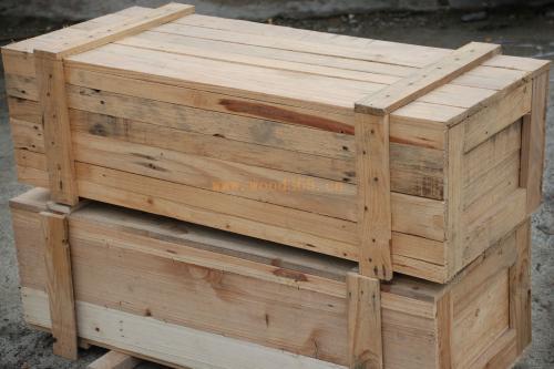 成都木包装箱在物流运输中的重要性