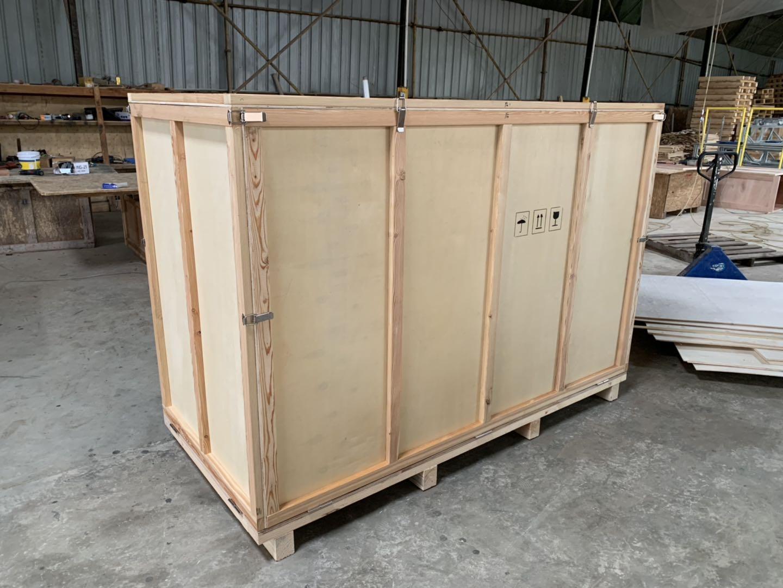展会木箱合作案例
