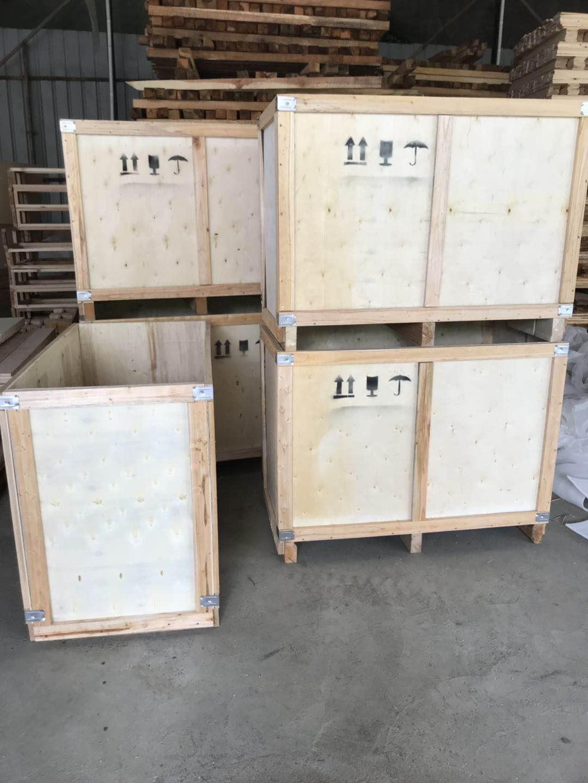 再雄木质包装箱