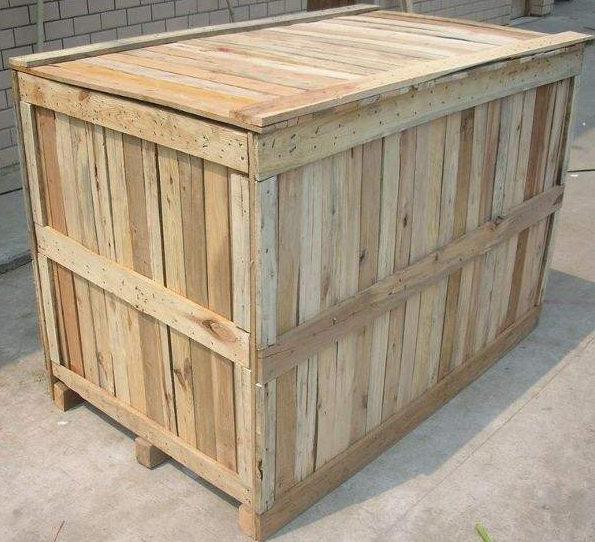 讓貨物更具有安全感的木包裝箱