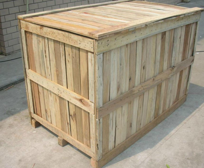 成都定制木包装箱制作流程!