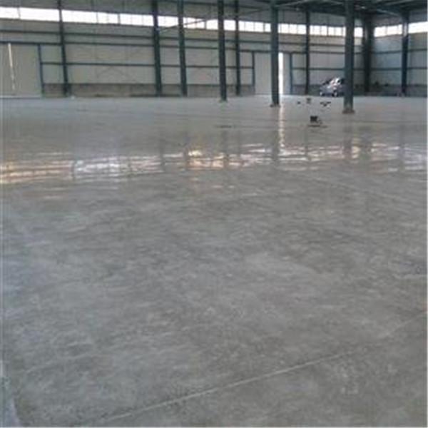 四川密封固化剂地坪的优点有哪些呢?